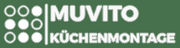 Muvito Küchenmontage logo weiß
